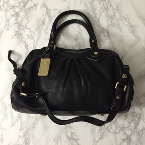 Marc by Marc Jacobs Leather Classic Satchel