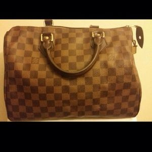 Beautiful Louis Vuitton speedy 30 bag