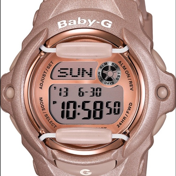 G-Shock Accessories - Baby- G Shock Watch