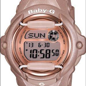 Baby- G Shock Watch