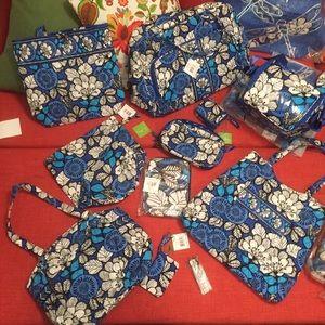 BLUE BAYOU Vera Bradley listings!