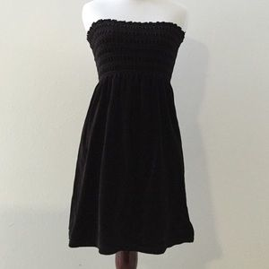 Juicy Couture Dresses & Skirts - Velour juicy couture tube top dress