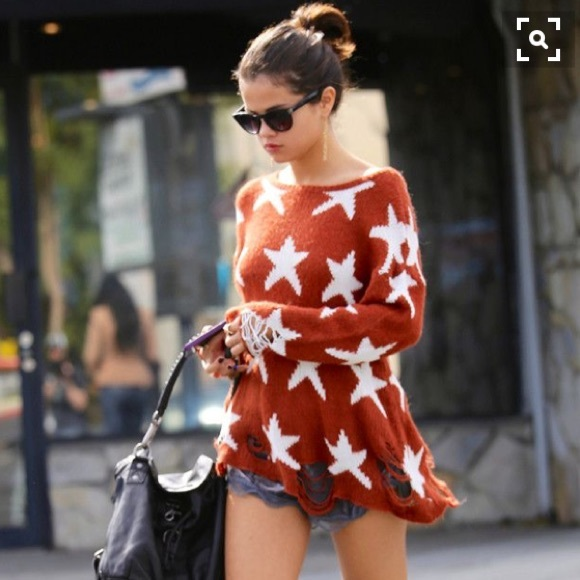 WILDFOX Seeing Stars Lennon Sweater