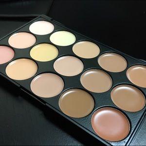 Other - New! 15 Colors Makeup Contour Palette