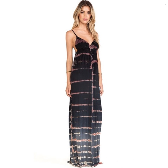 Ombre maxi dress gypsy 05 anthropologie