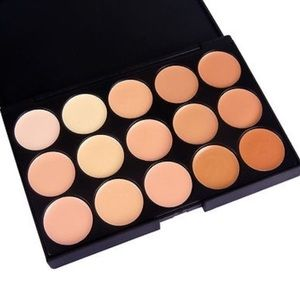 Other - NEW! 15 Colors Makeup Contour