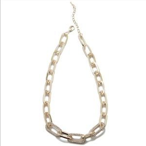 T&J Designs Jewelry - 18k Australian Crystal Chain Necklace