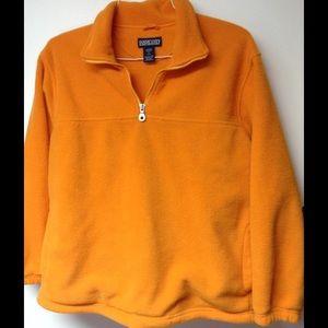 Lands' End  fleece pullover