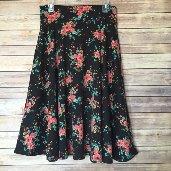 53331d3553 Agnes and Dora Dresses & Skirts - Agnes & Dora Midi Skirt like LuLaRoe  Medium
