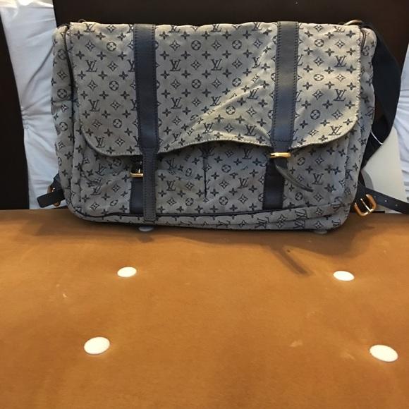 72 off louis vuitton handbags louis vuitton diaper bag from rafaela 39 s closet on poshmark. Black Bedroom Furniture Sets. Home Design Ideas