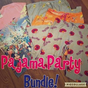 Other - 💕SALE💕 Pajama Party Bundle