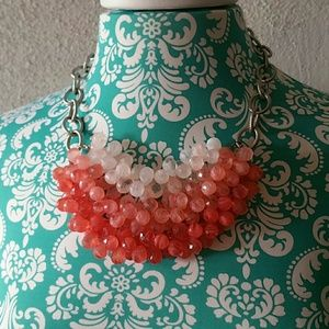 LOFT Jewelry - Coral Bauble Necklace