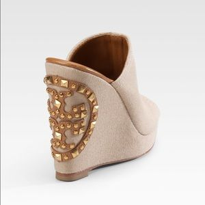 0abf39ae1b2 Tory Burch Shoes - Tory Burch Meredith Wedge