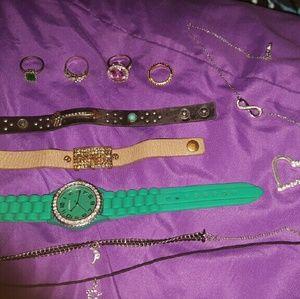 Jewelry lot