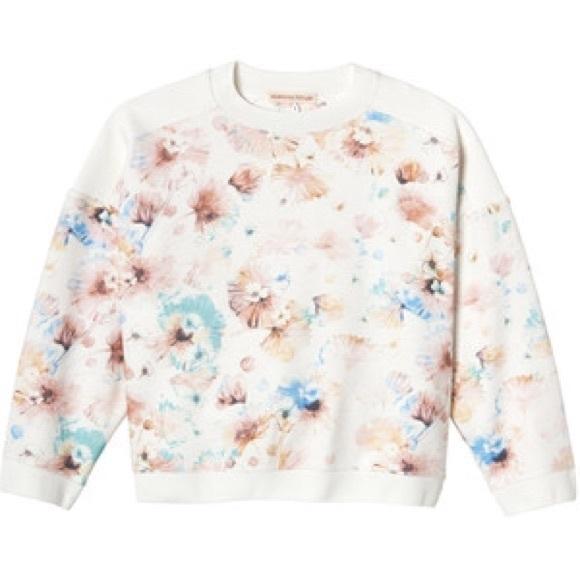 Rebecca Taylor Sweaters - Rebecca Taylor crop sweatshirt M