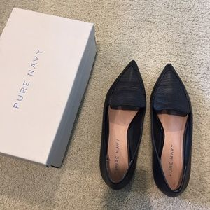 Pure Navy Shoes - Pure Navy loafers