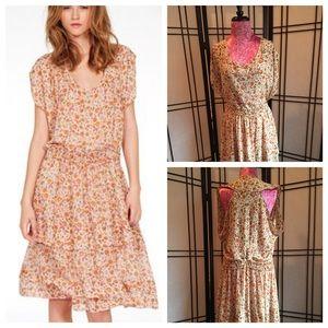 ⭐️RARE⭐️Derek Lam +EBay Beautiful Floral Dress