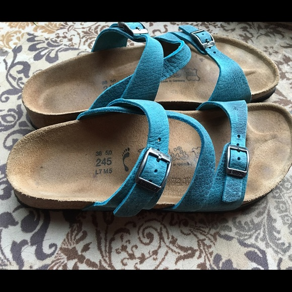 994d0dfdab7 Birkenstock Shoes - Birki s Salinas Sandals ...