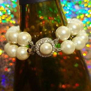 New Ralph Lauren Pearl Bracelet