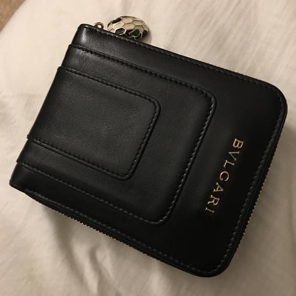 908bc682659a Bulgari Bags - Authentic BVLGARI Serpenti forever black wallet. Bulgari  Handbags - Authentic BVLGARI Serpenti forever black wallet