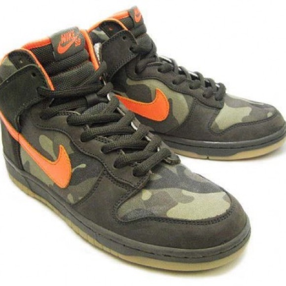huge selection of 1d84a 3be7d Brian Anderson Nike sb dunk high