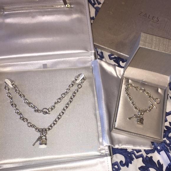 70 Off Zales Jewelry Diamond Detailed Zales Matching