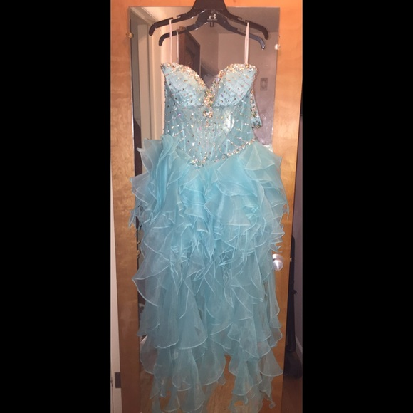 Dresses Prom Dress Juniors 16 Equivalent To Womans 8 Poshmark