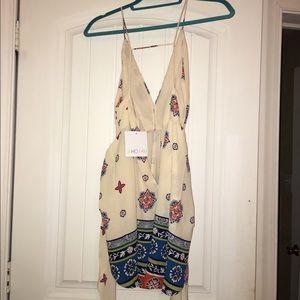 Hello Molly Fashion Dresses - Bohemian Playsuit Romper