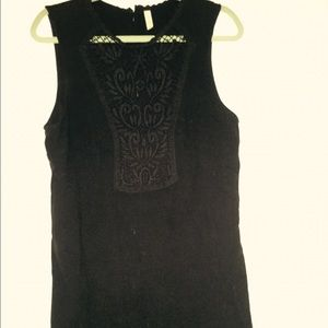 Free People perfect little black dress!.