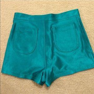 American Apparel Shorts - American Apparel Disco Shorts