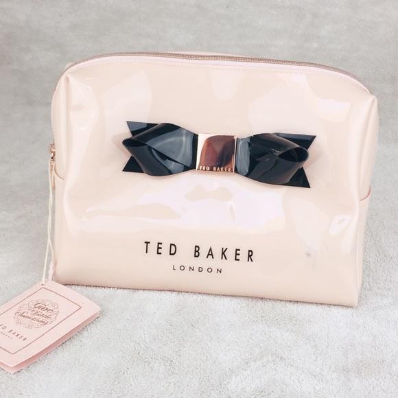 59b1cfeeaa Ted Baker Bags | Nwt Cosmetics Bag | Poshmark