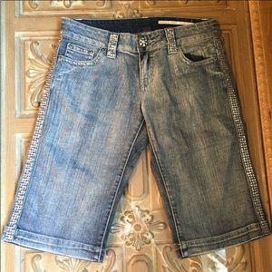 Buffalo Denim - Buffalo Jeans David Britton Long Jeans Shorts