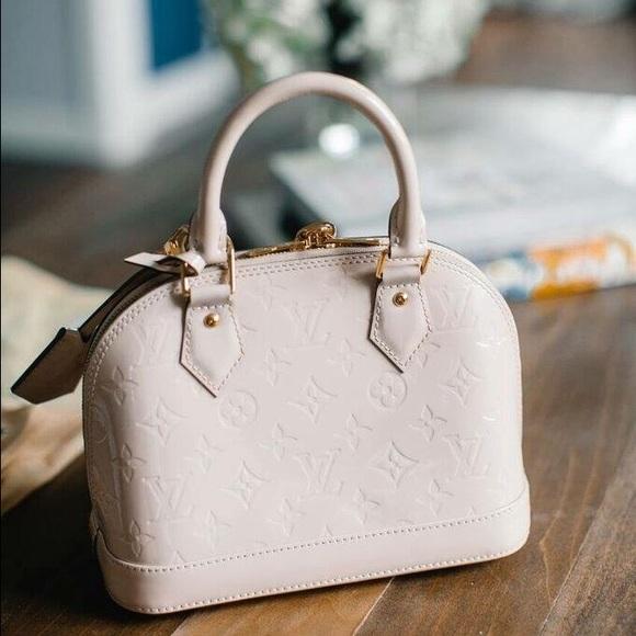 Louis Vuitton Handbags - Louis Vuitton Alma BB in Rose Angelique eee3fcf83cbd1