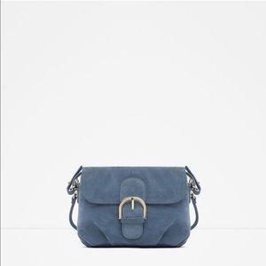 Zara Messenger Bag