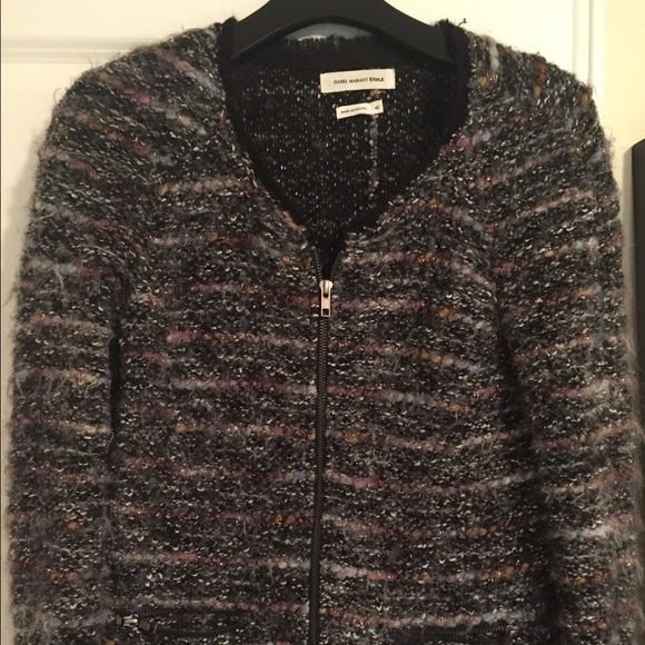 Isabel Marant Etoile Boucle Jacket