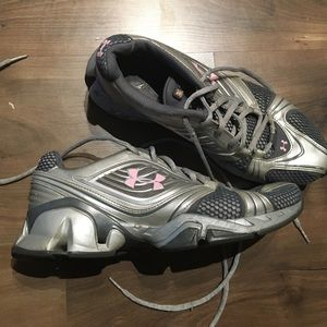 Under Armour Shoes - Used under armour performance shoes