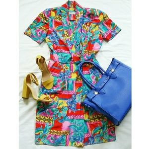 🚫SOLD🚫Vintage Liz Claiborne Dress