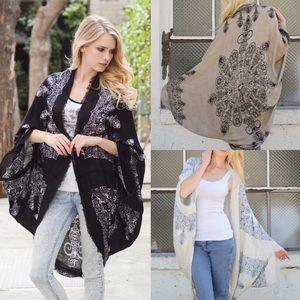 The TANEH kimono - 2colors