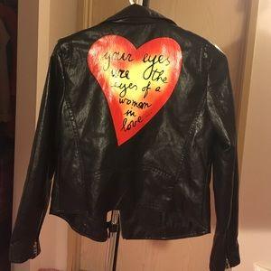 PU cool jacket