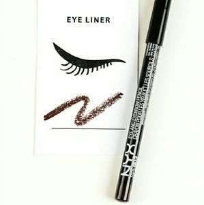 NYX Other - NYX LINER / DARK BROWN🆕 EYEBROW & LINER PENCIL