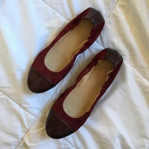 M.Gemi Italian Leather Flats