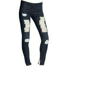 89cc5f2cb76bd2 Joe's Jeans Pants | Joes Jeans Jeggings Legging Black Xs Best Offer ...