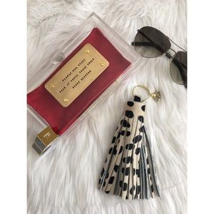 Ellebee206 Accessories - Cheetah Calf Hair Tassel