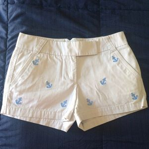 J.Crew anchor chino shorts