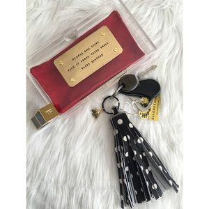 ellebee206 Accessories - Polka Dot Tassel