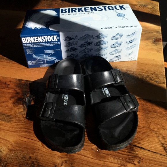 bc0083c9c231 Birkenstock Shoes - New with box Arizona EVA Birkenstocks. waterproof