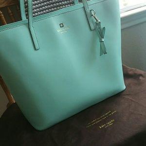 e4d33e3ec kate spade Bags - Tiffany Blue Kate Spade