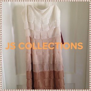 """JS Collections Dresses & Skirts - """"It Tiers Me Up"""" NWT WOW dress!!"""