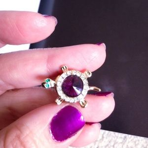 Jewelry - Beautiful Rhinestone Tie Pin