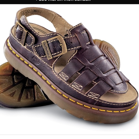 Dr. Martens Other - Doc Martens Men s Sandals 9b080a90e
